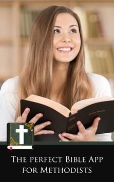 Methodist Bible apk screenshot