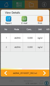 NanoQ Application apk screenshot