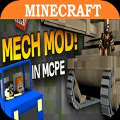 Mech MOD Minecraft PE icon