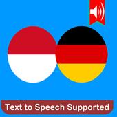 Kamus Indonesia Jerman Pro icon