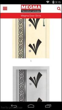 Megma Decorative Laminates apk screenshot