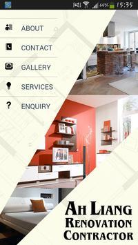Ah Liang Renovation Contractor poster