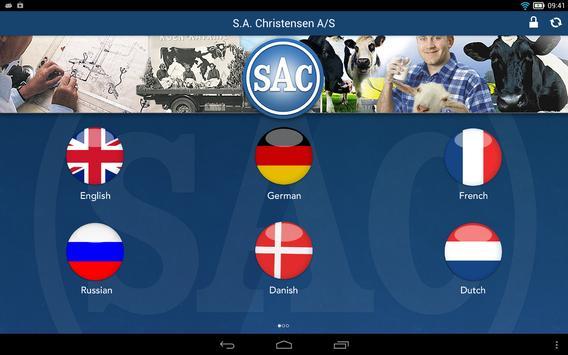 SAC apk screenshot