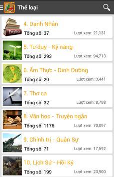 Sách Miễn Phí - Sách Hay apk screenshot