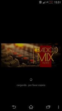 Radio Mix FM 89.9 apk screenshot