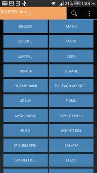 BIBELI MIMỌ (Yoruba Bible) poster