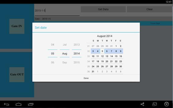 Gate App apk screenshot