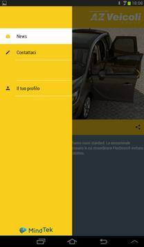 AZ Veicoli apk screenshot