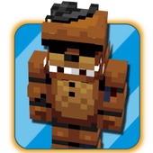 Mods Fnaf for Minecraft icon