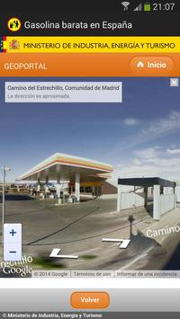 Cheaper Petrol in Spain apk screenshot