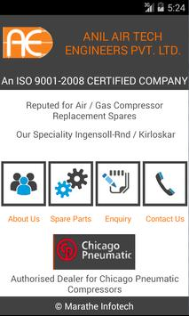 Anil Air Tech Engineers poster