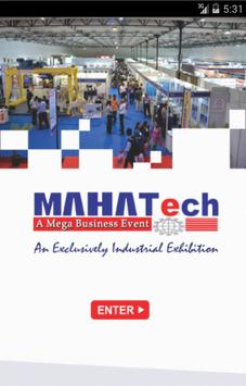 Mahatech Industrial Exhibition poster