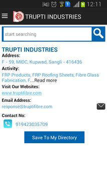 Sangli Business Directory poster