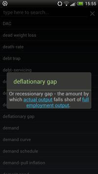 Glanville Glossary Trial apk screenshot
