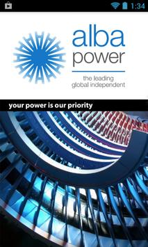 Alba Power poster