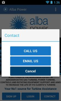 Alba Power apk screenshot