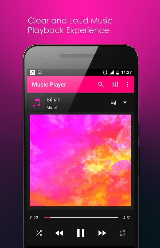 Music Player - MP3 Player for Android - APK Download
