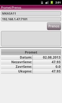 MPOS apk screenshot