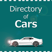 Directory of cars icon