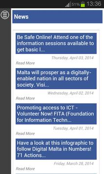 Digital Malta apk screenshot