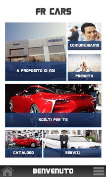 FR cars poster
