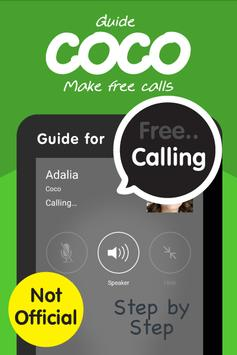 Guide - Coco Voice, Chat, Call apk screenshot