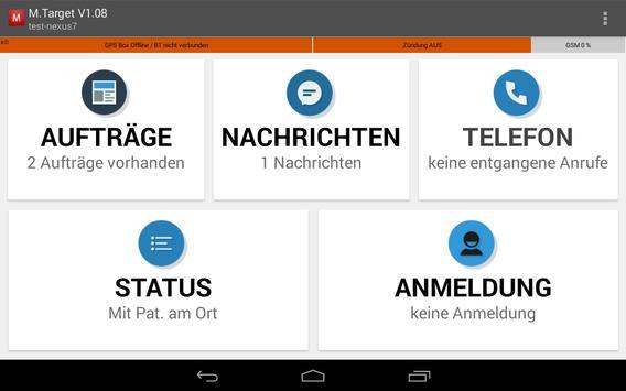 M.Target apk screenshot