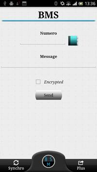 Bluetooth Message Secure poster