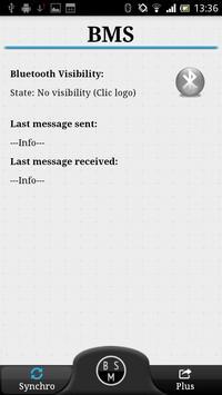 Bluetooth Message Secure apk screenshot