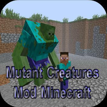 Mutant Creatures Mod Minecraft poster