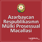 Civil Procedure Code of Azerb icon