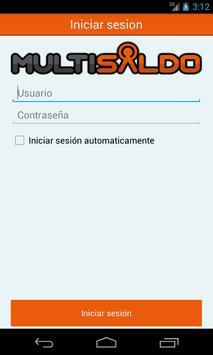 MULTISALDO apk screenshot