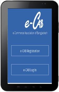 e-Cab poster