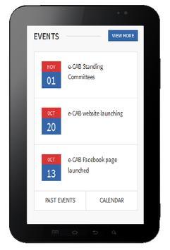 e-Cab apk screenshot