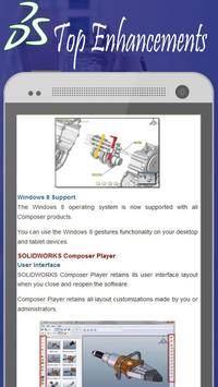 Master Solidworks 2015 apk screenshot