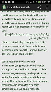 Risalah Muawanah apk screenshot