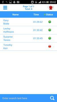 Muster Tracker apk screenshot