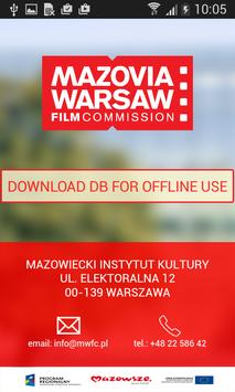 Mazovia Warsaw Film poster