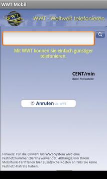 WWT Mobil poster