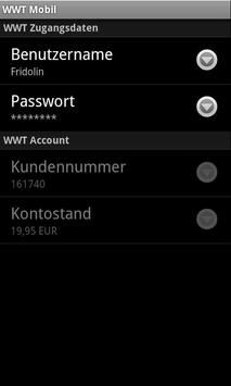 WWT Mobil apk screenshot