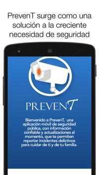 PrevenT apk screenshot
