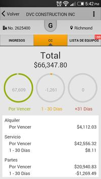 SalesLink TOUCH Sitsa apk screenshot