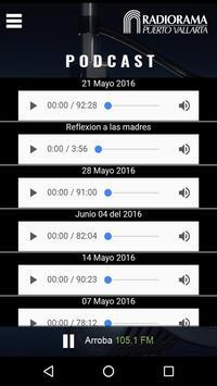 Radiorama Puerto Vallarta apk screenshot
