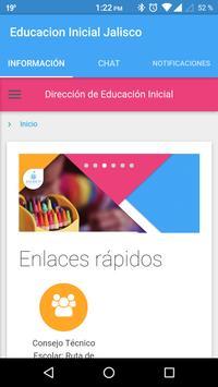 Educación Inicial Jalisco poster