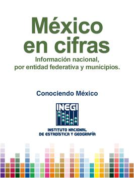 México en cifras poster