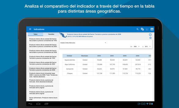 México en cifras apk screenshot