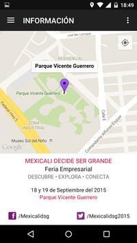 Mexicali Decide Ser Grande apk screenshot