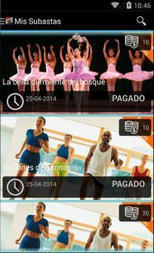 Subasta Boletos Mx apk screenshot