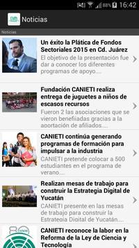 CANIETI apk screenshot