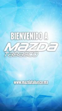 Mazda Tabasco poster